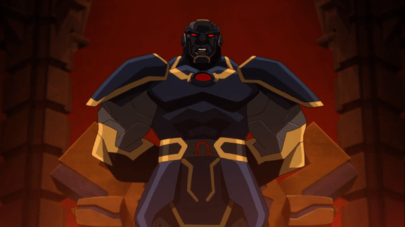 Darkseid-We Still Have Some Work To Do!
