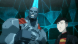 Steel-A Sinking Realization About Superman!