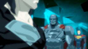 Steel-Hank Is Alive, Superman!