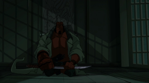 Hellboy-Time To Rest!