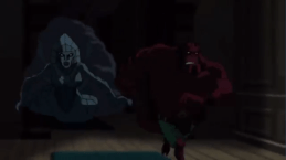 Hellboy-All Through The Mansion We Go!