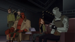 Hellboy-Foreign Pastry Discussion!