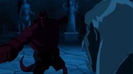 Hellboy-Get Off Of My Professor!