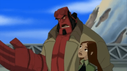Hellboy-It's Odd That Broom Wants To Go With Us!