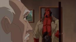 Hellboy-Morning, Professor!