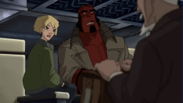 Hellboy-What's The Meaning Of This Mission, Professor!