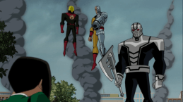Fatal Five-You're Coming With Us!