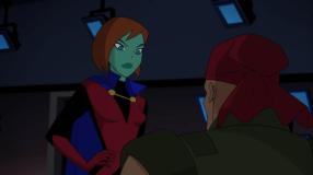 Miss Martian-Surprise!