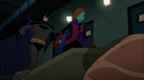 Miss Martian-Timely Assist!