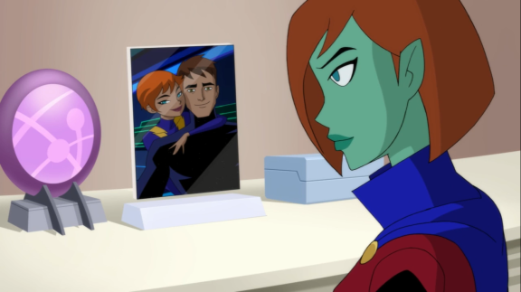 Miss Martian-Way To Go, Tommy!