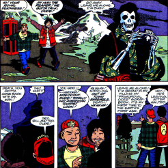 Excellent Comic #2-There You Are, Grim Reaper!