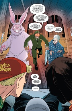 Bill & Ted Go To Hell #1-Revisiting Some Underworldly Foes!