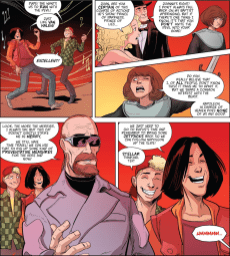 Bill & Ted Go To Hell #3-Desperate Times Calls For Desperate Measures!
