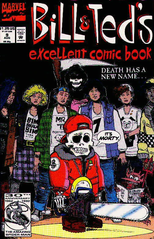 Excellent Comic #9 Cover!.png