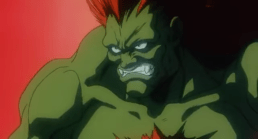 Blanka-Shocking Brazilian Brawler!