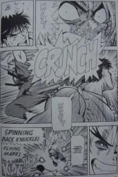 Street Fighter II #2-Unorthodox Moves!