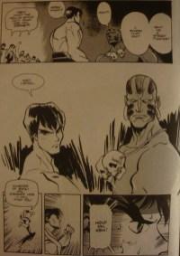 Street Fighter II #3-A Sense Of Great Power!