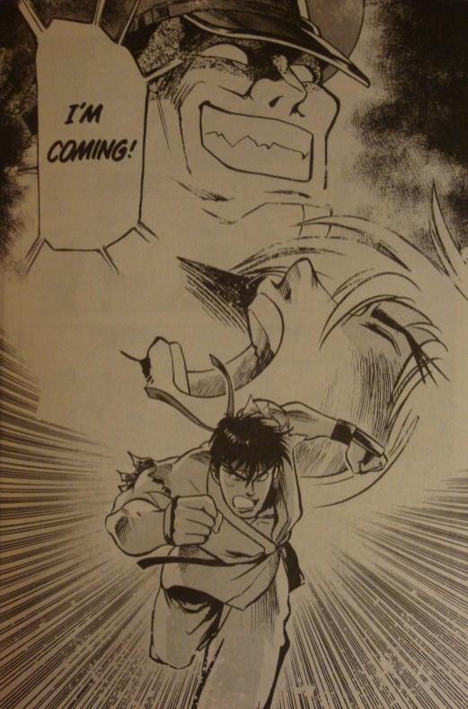 Street Fighter II #3-Gotta Save My Friend!