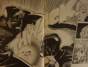 Street Fighter II #3-Streaking Past A Scuffle!