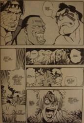 Street Fighter II #4-Unlikely Streetside Help!
