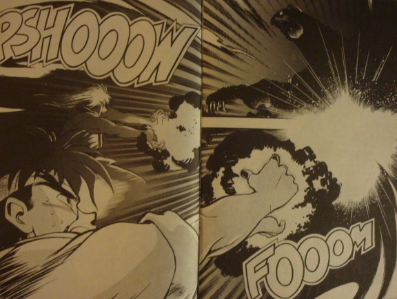 Street Fighter II #6-Friendship-Sized Double Shot!