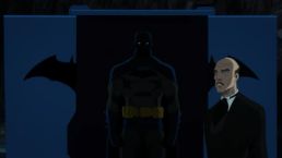 Alfred-Bat Suit Recommendation!