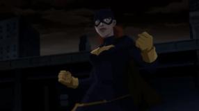 Batgirl-Babs Is A Brawler!
