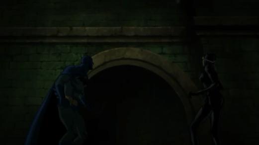 Batman-He's Coming!