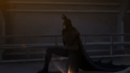 Batman-I'll Have The Last Shot Around Here!