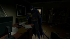 Batman-No Physical Theft!