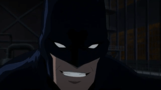 Batman-Playing The Mind Games!