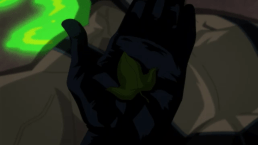 Batman-Something Suspicious On Him!