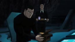 Bruce Wayne-Back To Work!