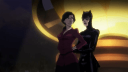 Catwoman-Sorry For Putting You In Danger, Lois!