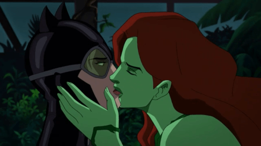 Poison Ivy-A Kiss To Stay Under My Control!