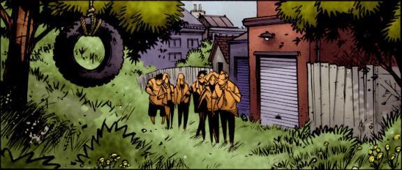 Shaun Of The Dead #3-Backyard Venturing!