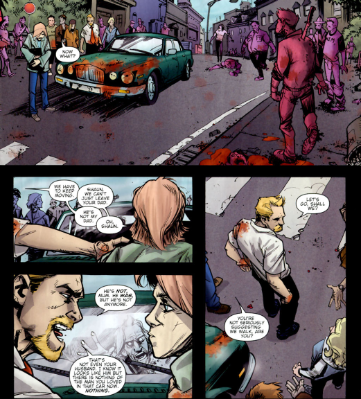 Shaun Of The Dead #3-Familiar Philip Is No More!
