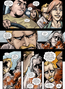 Shaun Of The Dead #3-Final Admitions Of A Step-Father!
