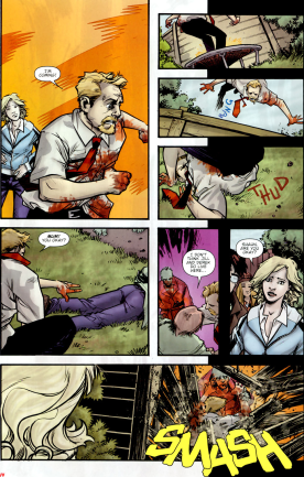 Shaun Of The Dead #3-From One Surprise To Another!