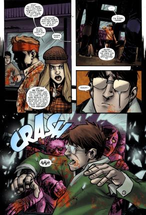 Shaun Of The Dead #4-David Didn't Think This Through!