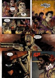 Shaun Of The Dead #4-Pete's Revenge!
