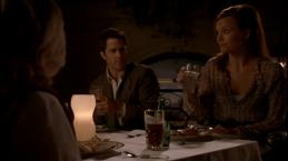 Barbara Gordon-Dinner With Wade & His Folk!