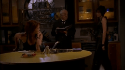 Barbara Gordon-You Fled From Jesse, Helena!