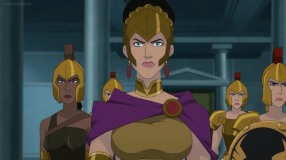 Hippolyta-Let's Fend Off The Intruders!