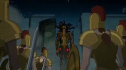 Medusa-Fear My Power, Amazons!