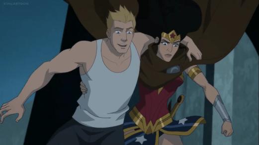 Wonder Woman-A Wonderful Rescue!