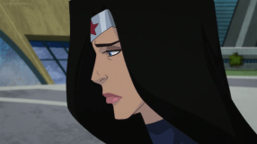 Wonder Woman-Being Special Can Be A Burden!