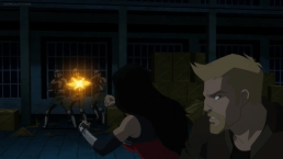 Wonder Woman-I'll Protect You, Steve!