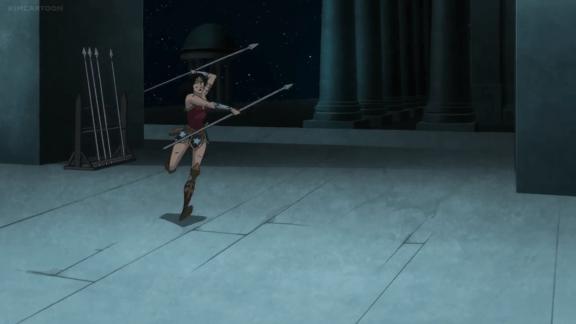 Wonder Woman-I'll Shoot Towards Victory!