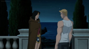 Wonder Woman-I'm Willing To Help You!